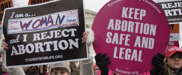 "Thoughts From Jackie: ""Righting the Story: ""Abortion is a Republican Idea"""