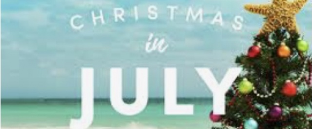 """THOUGHTS FROM JACKIE: """"Christmas in July """""""